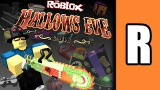 Hallows Eve 2016 [A ROBLOX Review]