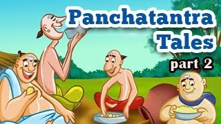 Panchatantra Tales in English - Animated Stories for Kids - Part 2