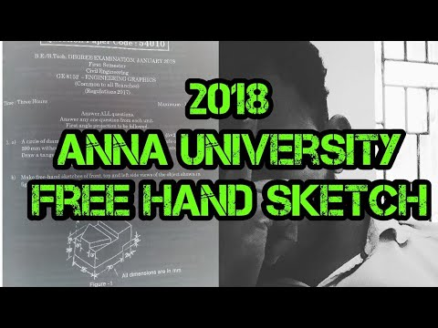 free-hand-sketch-|-engineering-graphics