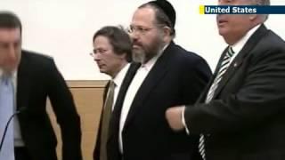Как евреи своего педофила защищали