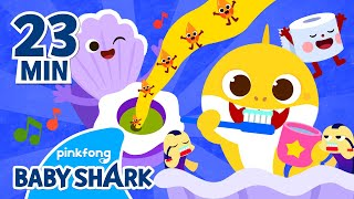 Potty Training and Back to School! | +Compilation | Song For Kids | Baby Shark Official