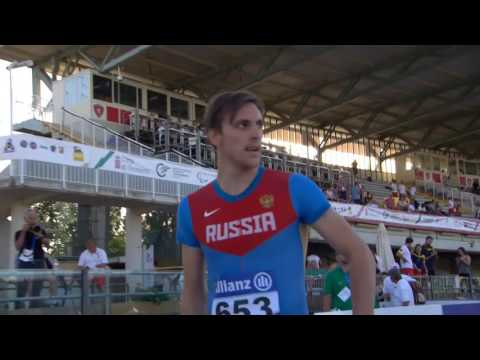 Men's 400 m  T20 | semi2 | 2016 IPC Athletics European Championships Grosseto