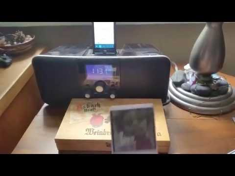 Cigar music box with RFID card player ( raspberry pi 3 music box )