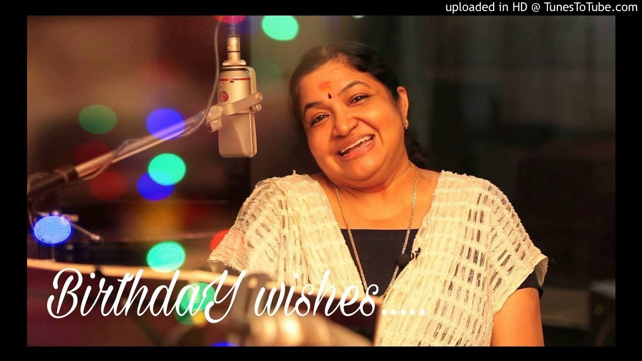 Ks Chithra Birthday 5 Best Songs Of This National Award Winning Playback Singer Report Door Her song kannalane (kehna hi kya) from the film bombay (1995) was included in the guardian's 1000 songs everyone must hear list. national award winning playback singer