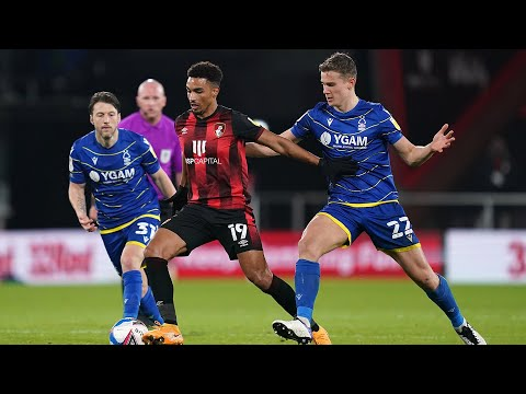 Bournemouth Nottingham Forest Goals And Highlights