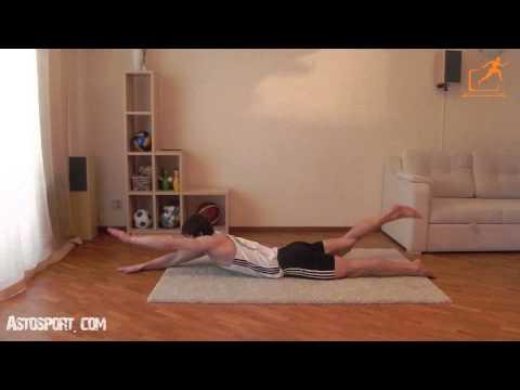 Упражнения с гантелями в домашних условиях. Комплекс для