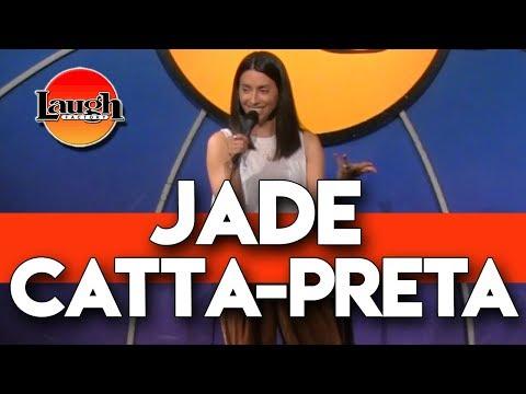 Jade CattaPreta  Jealous Ménageàtrois  Laugh Factory Stand Up Comedy