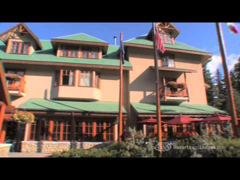 Caribou Lodge & Spa, Banff, Alberta - Canada - Resort Reviews