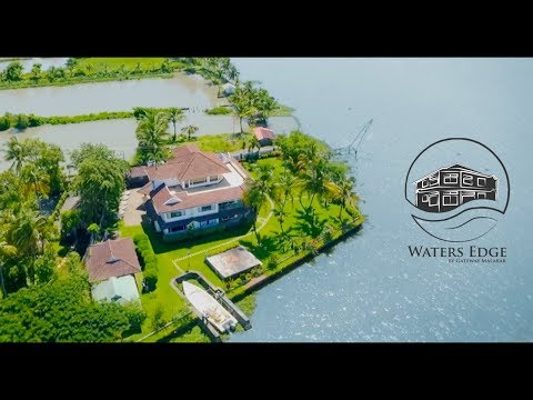 Waters Edge by Gateway Malabar - A Luxury Villa in Kochi, Kerala, India
