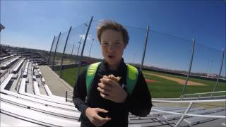 FIRST DISTRICT GAME! High School Baseball Gameday Vlogs #8