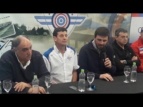 """El Top Race se presentó en el Museo """"Hermanos Emiliozzi"""""""