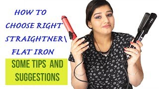which is best hair straightener How to choose right straightener hair straightener review