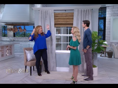 The Do's and Don't's of Hanging Your Own Curtains! - Pickler & Ben