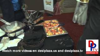 Variety of food served by Bawarchi Restaurant during NATS Sambaralu 2013