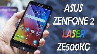 Обзор Asus Zenfone 2 Laser - ZE500KG