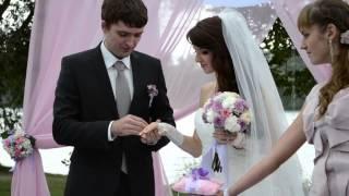 Свадьба Яны и Дениса. Небольшой ролик глазами гостей. Самые запоминающиеся моменты!