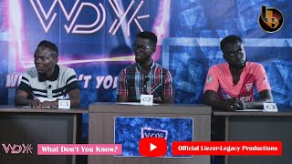 What Don't You Know? Mr Eventuarry Vs Yaw Kwarteng Vs Kojo Abass