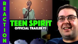 REACTION! Teen Spirit Trailer #1 - Elle Fanning Movie 2019