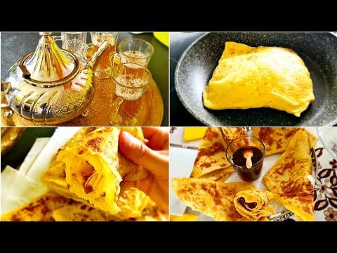 msemen,-recette-facile-de-crêpes-feuilletées-marocaines-avec-thé-à-la-menthe
