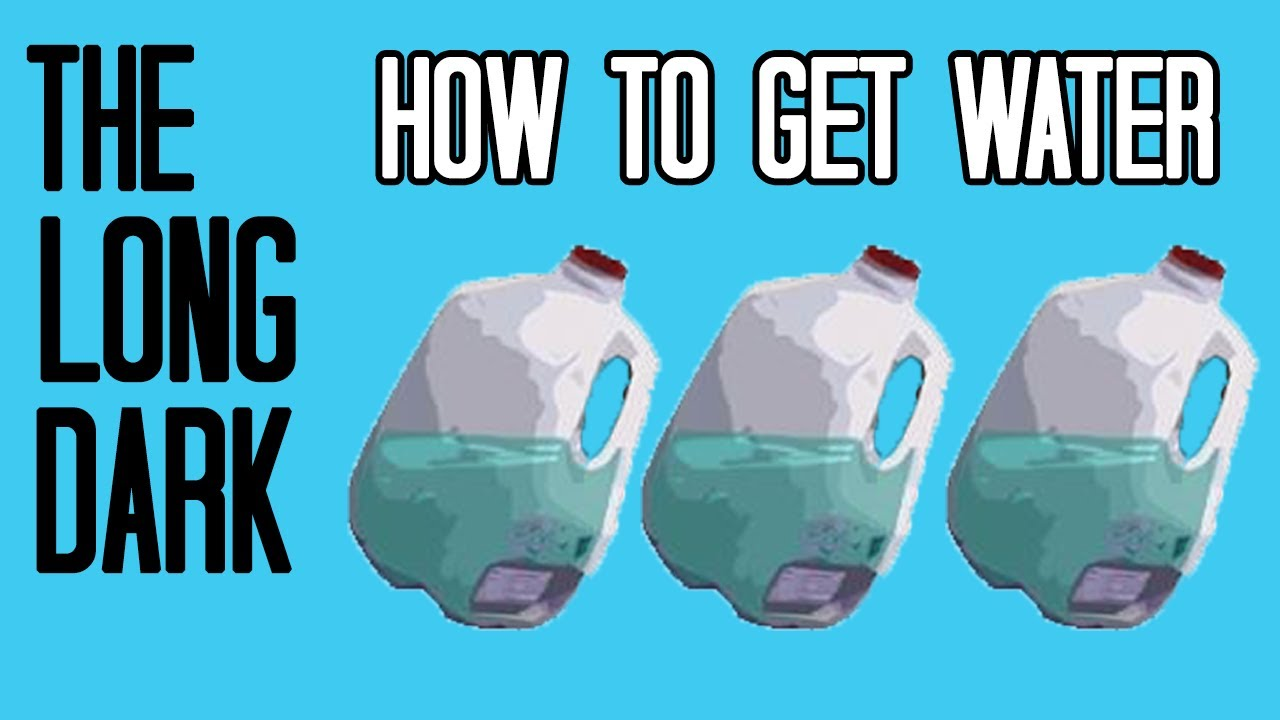 How to get water 83