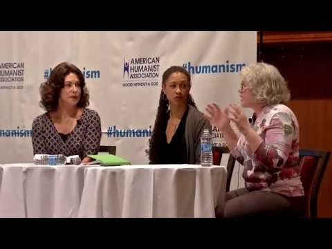 Humanism and Humor featuring Leighann Lord and Julia Sweeney (AHA Conference 2016)