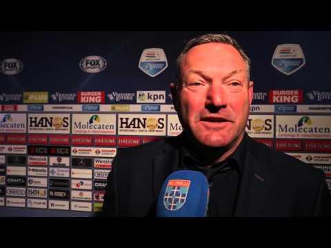 Reacties na PEC Zwolle - N.E.C.
