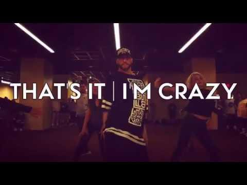 That's It I'm Crazy - Sofi Tukker | Radix Dance Convention | Brian Friedman