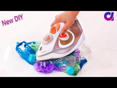 Plastic bottle craft idea | best out of waste | plastic bottle reuse idea | Artkala 357