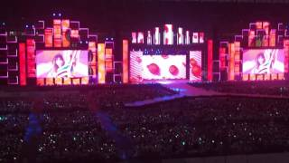 [FANCAM] 170708 Red Velvet (레드벨벳) - Red Flavor (빨간 맛) @ SMTOWN Live VI in Seoul