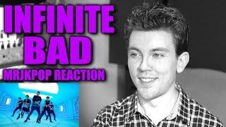 Download Video INFINITE Bad Reaction / Review - MRJKPOP ( 인피니트 ) MP3 3GP MP4