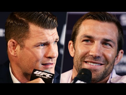 UFC 199 Media Call: Bisping, Rockhold, Cruz & Faber all Trade Heated Barbs!
