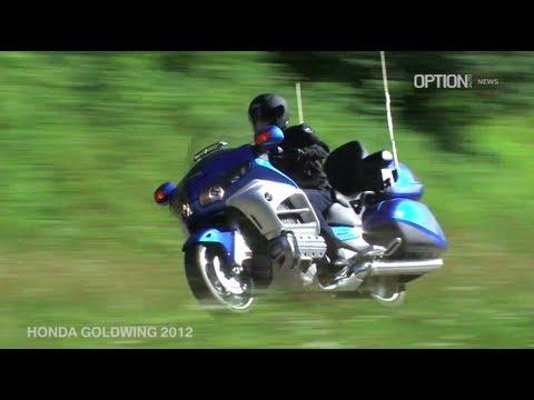 New Honda Goldwing 2012 [HD] (Option Auto News)
