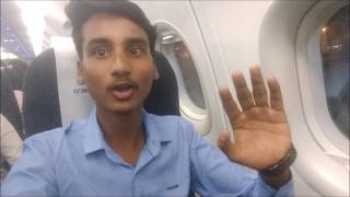 Flying From Delhi To Kolkata | By Go Air G8 -105