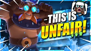 DESTROYS EVERYTHING!! BEST NEW ELECTRO GIANT DECK IN CLASH ROYALE!! 😱