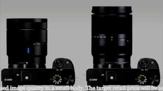 sony alpha a7000 mirrorless camera   2015