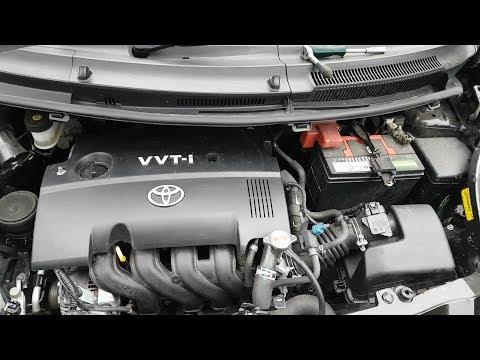 Троит двигатель 1-nz-fe | Причина и устранение