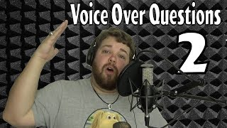 Answering Your Voice Acting Questions 2 - Ask Brian