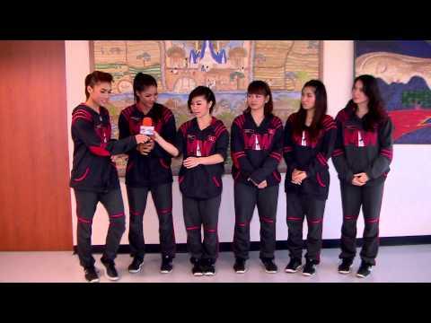 6 สาว ชิงฝัน Martial Warrior