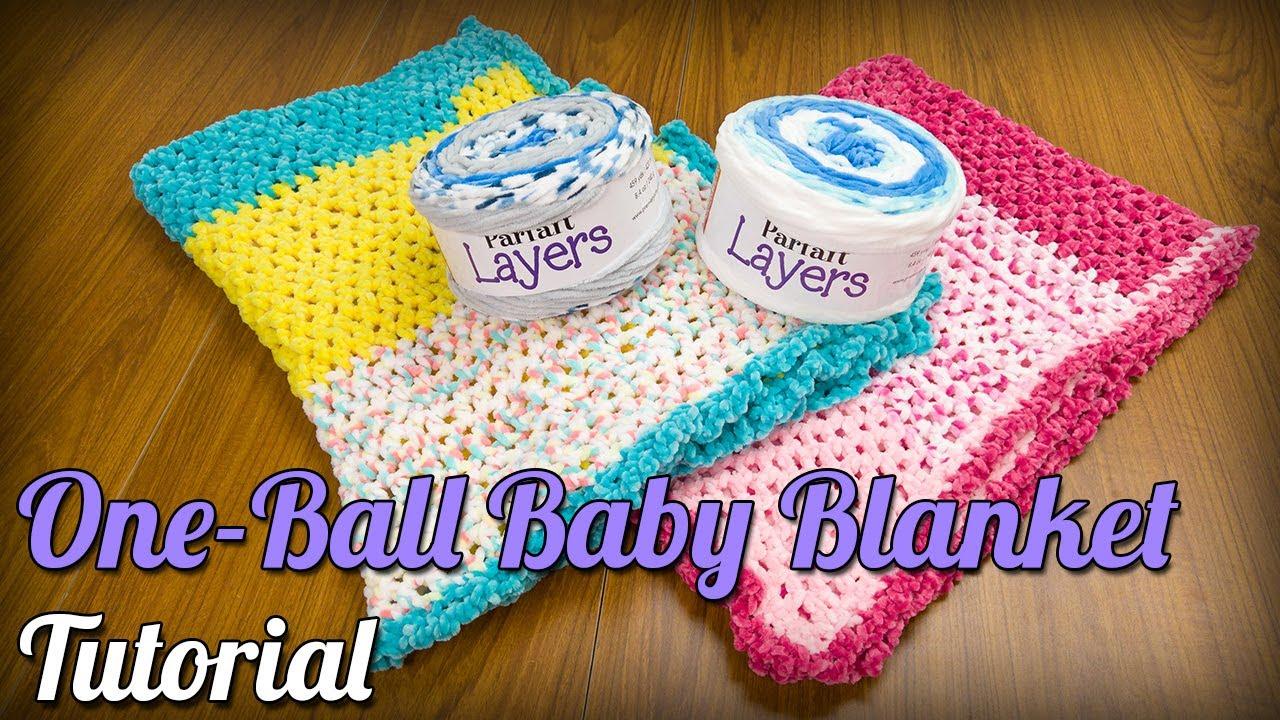 ab833f48117ff Parfait Layers Baby Blanket Tutorial