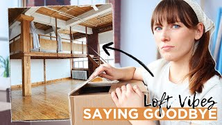 finally explaining why we're moving out of the loft | Loft Vibes | Season 4 | EP1