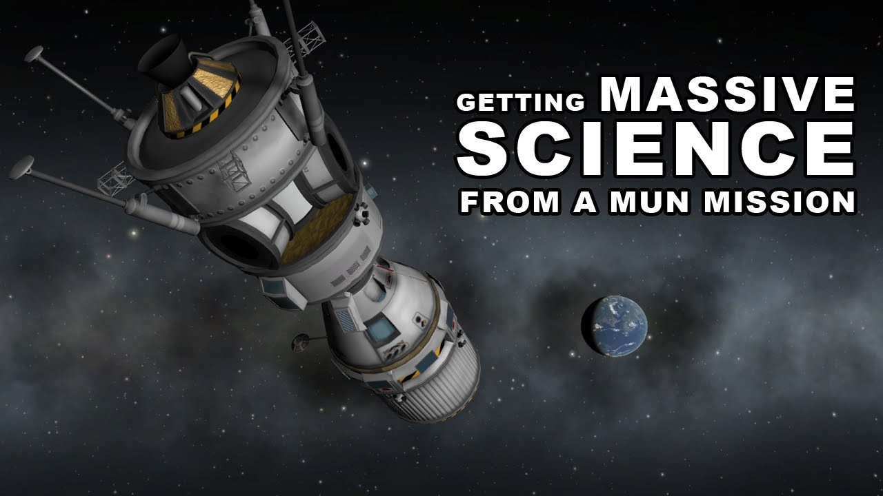 How to get science in ksp career