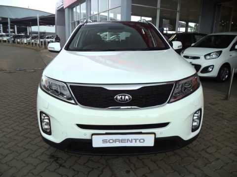 2015 kia sorento 2 2 4x4 7 seater at auto for sale on auto trader south africa youtube. Black Bedroom Furniture Sets. Home Design Ideas