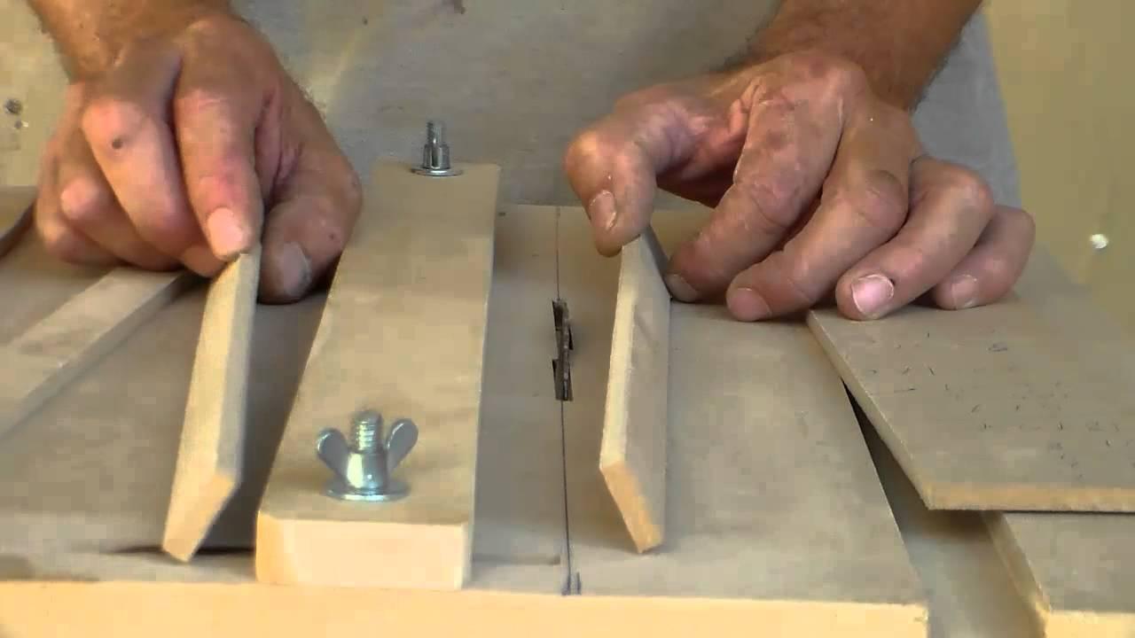 Como fazer uma serra circular de bancada p cortar for Como criar caracoles de jardin