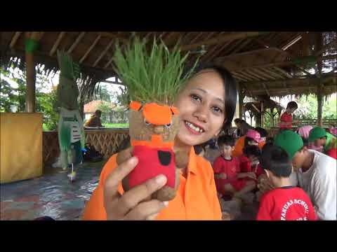 Kampung Horta Ciomas Bogor, tempat nya pembuatan boneka horta
