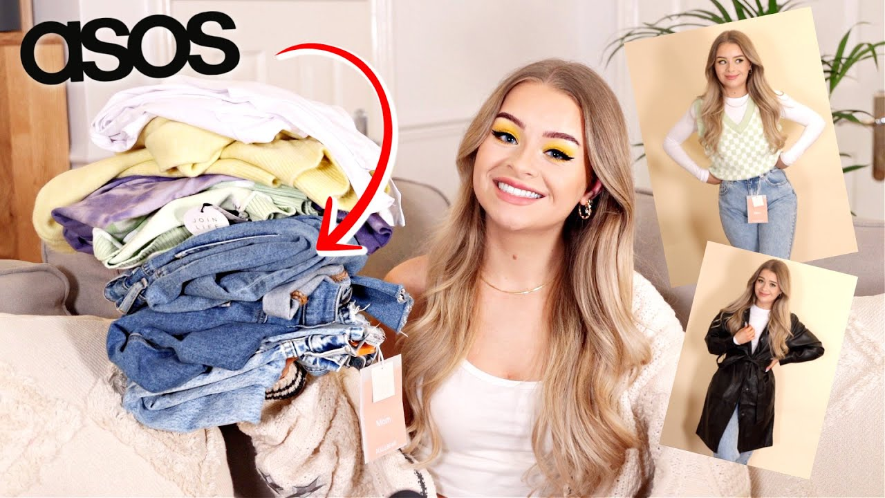 POST LOCKDOWN TRY ON HAUL!! NEW BODY, NEW CLOTHES