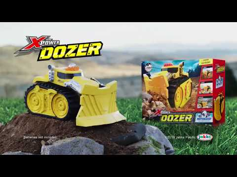 Xtreme Power Dozer Commercial | JAKKS Pacific