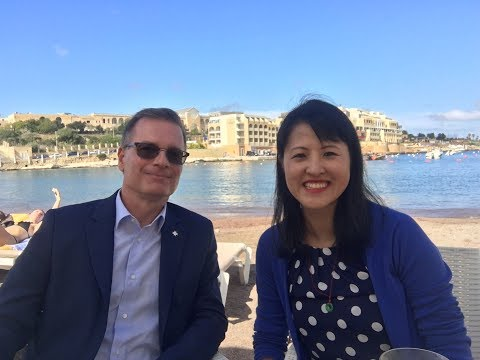 How To Create Malta's National Blockchain Strategy with Steve Tendon (ChainStrategies)