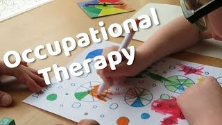 Occupational therapy what they do