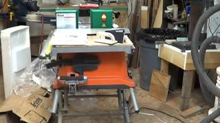 New Grizzly Go 725 Bench Top Jointer