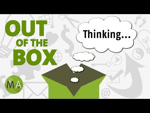 Out Of The Box Thinking – Isochronic Tones with Ambient Music